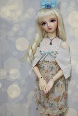 Romantic Princess (Marie AngelCakes ◕‿◕) Tags: bjd abjd doll volks superdollfie sd sewing hobby cute juntachibana
