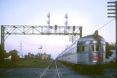 CB&Q 225 JUNO (Chuck Zeiler 52) Tags: cbq 225 juno burlington railroad zephyr train galva chuckzeiler chz budd passenger car observation illinoisrailwaymuseum