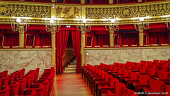 Naples, Italy: Teatro di San Carlo, the oldest opera house in Europe (nabobswims) Tags: campania concerthall hdr highdynamicrange ilce6000 it italia italy lightroom luminositymasks mirrorless nabob nabobswims naples napoli operahouse photomatix photoshop sel18105g sonya6000 teatrodisancarlo