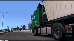 (Sergey Donovan) Tags: daf xf105 truck trailer game road eurotrucksimulator2