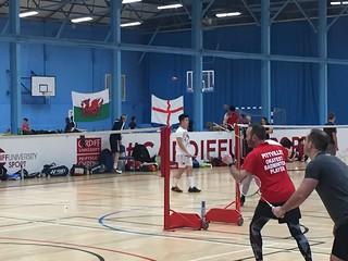 Pink Shuttlecock Tournament 2018