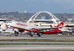 Air Berlin A330-200 D-ALPH (bswang) Tags: a332 ber dalph lax