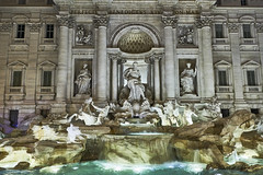 Fontana di Trevi (abhishek.verma55) Tags: fontanaditrevi trevifountain ©abhishekverma blue travel travelphotography italy italia rome roman fountain piazza baroque marble water wishes wanderlust beautiful famous flickr photography art artistic architectural architecture arch italian history historical monument famousplaces famousmonuments eurotrip europe urban places statue sculpture beauty vacation dreamvacation romanholiday exploration wish trevi outdoor outdoors outside facade landmark illuminated exterior old travelphotos explore ngc