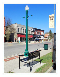 Rest Awhile in Ypsilanti's Depot Town District