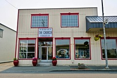 The Church in Crescent City, Crescent City, CA (Robby Virus) Tags: crescentcity california ca northcoast meeting place church religion god building urban christ christian christianity