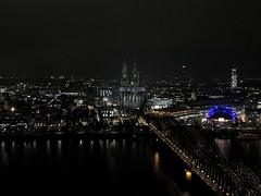 Abend in Köln EXPLORED! (Shahrazad26) Tags: köln keulen cologne deutschland duitsland germany allemagne dom rhein rijn nachtopname nightshot