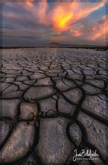 Mud Cracks Explored (Jami Bollschweiler Photography) Tags: mud cracks photography utah landscape