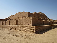 Iran  Choga Zanbil   Elamite Ziggurat (johnwagner13) Tags: iran choga zanbil elamite ziggurat