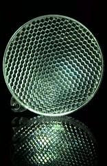 Reflector (Uup115) Tags: macromondays safe macro hmm cameraphone reflector luminousbadge heijastin
