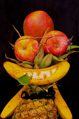 A Smile for 2019 (WorcesterBarry) Tags: lovecolour fruit funny fun humour happiness places photographers portrait old england reflection adventure architecture advertisement art candid