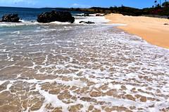 High tide (thomasgorman1) Tags: tide shore beach hawaii molokai nikon blue landscape seascape outdoors coast island nature scenic travel lavarock