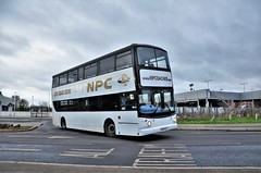 NPC X335 HLL (stavioni) Tags: alexander dennis double decker bus rail replacement service npc new punjab coaches alx400 alx 400 trident x335hll