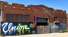 Union Revolt by Adam Fu & Kaynor (wiredforlego) Tags: graffiti mural streetart urbanart aerosolart publicart williamsburg brooklyn newyork nyc ny adamfu kaynor