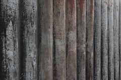 Corrugated Iron 30 (steveholding8) Tags: corrugatediron rust metal patina abstract texture ll