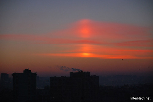 Зимовий ранок 4 InterNetri Ukraine