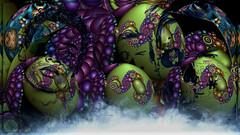 Metrofile (PaulO Classic. ©) Tags: tt kreativepeople photoshop picmonkey fractal
