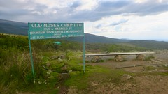 """Day 1 at Mount Kenya National Park: after a 3 hours afternoon hike we made it to the Old Moses camp at 3300m above sea level.  Kenya  Nov 2018 #itravelanddance • <a style=""""font-size:0.8em;"""" href=""""http://www.flickr.com/photos/147943715@N05/31968576598/"""" target=""""_blank"""">View on Flickr</a>"""