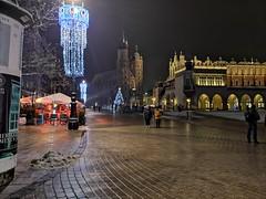 #Kraków #sukiennice #Mariacki (grzegorzpacyga) Tags: kraków sukiennice mariacki