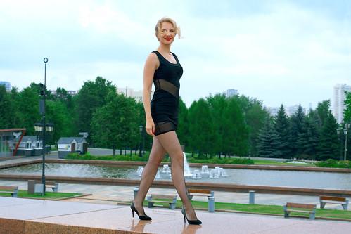 Svetlana: good morning from Moscow