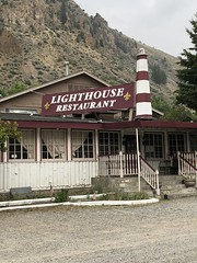 LIGHTHOUSE RESTAURANT CORWIN SPRINGS MONTANA