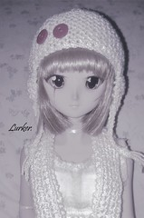 Buttons (Lurkz D) Tags: spunky doll dd dollfiedream lurker custom vinyl volks