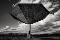Can you hear me, Major Tom? (Tilemachos Papadopoulos) Tags: qoq winter fuji fujifilm fujinon infrastructure outdoor mono monochrome contrast horizon architecture abstract structure sky depot greece xe2 clouds bw blackandwhite mirrorless