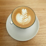 Latte art, Industry Beans, Melbourne thumbnail