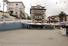 Comillas City center 6 (Nino Olivieri) Tags: comillas scene spain cantabria spagna cityscape seascape scena luoghi españa paesaggiourbano