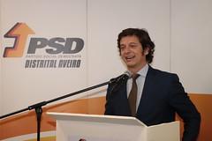 Salvador Malheiro em Arouca