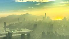 香港 飛鵝山 Kowloon Peak, Hong Kong #sunset #kowloonpeak #feingoshan #芒草 (phil_foto) Tags: sunset kowloonpeak feingoshan 芒草
