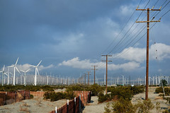 WINDMILLS PALM SPRINGS 172019 04 (Street X Shooter) Tags: palmsprings landscape windmills sky clouds
