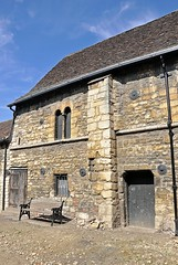33925 (benbobjr) Tags: lincoln lincolnshire midlands eastmidlands england english uk unitedkingdom gb greatbritain britain british highstreet lincolnhighstreet stmarysguildhall guildhall stmary erminestreet fosseway lincolncivictrust norman medieval ruins house home johnogauntsstables stable stables johnofgauntsstables johnofgaunt johngaunt normanhouse limestone tworanges vaultedundercrofts courtyard townhouse kinghenryii kinghenry henryii churchhall chamferedplinth bracketedsquarelouvredopening woodenmullions sibthorpstreet greatguildofstmary moathouse bluecoatschool charityschool school education gradeilistedbuilding gradei listedbuilding scheduledancientmonument winestorage cityoflincolncouncil lucas'sbuilders stpeteratgowtsparishhall ccsibthorp