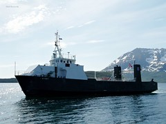 """Dyrøy"" (OlafHorsevik) Tags: dyrøy ferge ferga ferry ferja ferje torghattennord thn bjarkøy austnes"