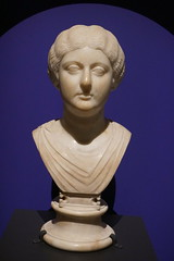 Faustina the Younger (LJMcK) Tags: classical roman empire nma nationalmuseumofaustralia britishmuseum sculpture statue