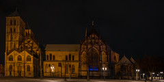 St. Paulus Dom Münster at night (Danyel B. Photography) Tags: münster city st paulus dom church building architecture night canon light