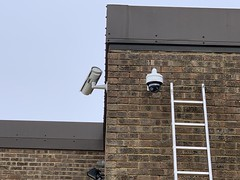 "Hikvision IP PTZ CCTV Camera installed in Andover, Hampshire. • <a style=""font-size:0.8em;"" href=""http://www.flickr.com/photos/161212411@N07/39956716323/"" target=""_blank"">View on Flickr</a>"
