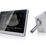 Ultrasound tabletの写真