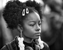 contemplation is the highest form of activity - Aristotle (gro57074@bigpond.net.au) Tags: bw monochrome monotone mono 2019 february profile f14 105mmf14 artseries sigma d850 nikon woman streetportrait candidstreet candidportrait candid blackwhite guyclift japan shimokitazawa