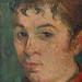GAUGUIN,1886 - La Fille du Patron (Musée M.Denis) - Detail 20