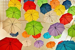 It will rain (Yirka51) Tags: raining rain handle grip wire umbrella show exposition exhibition colour colored color