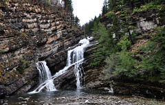 WLNP_007 (Kerri M.) Tags: watertonlakesnationalpark watertonalberta cameronfalls albertacanada canadaparks waterfall nationalparks canadianrockies
