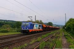 Raildox 187 317 am 23.05.2018 mit einem Kalizug in Oberhaun (Eisenbahner101) Tags: