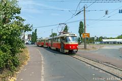 IMG_7851-2 (philipp138) Tags: beiwagenzug t4d b4d ckd tatra überlandbahn