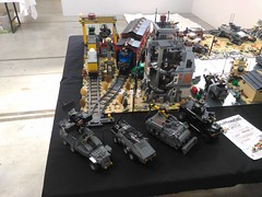 Lego Military Diorama Chieti Model Touring 2018 (2) (Parm Brick) Tags: lego afol bricks chieti model touring 2018 military army tanks vehicle aircraft weapons custom