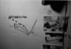 2018-11-08-0011 (fille_ennuyeuse) Tags: berlin germany 35mm black white film kodak tmax400 analog photography rezy marie copenhagen denmark stockholm sweden kelly dave yoha coca cola xxl