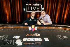 Caribbean Poker Party 2018 10K High Roller Final Day (partypoker) Tags: caribbean poker party 2018 10k high roller final day