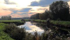 'Stekense vaart' - Belgium (roland_tempels) Tags: supershot nature water stekene stekensevaart landscape belgium
