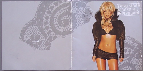 britney spears- greatest hits: my prerogative