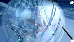 my kawaii winter (Anja Mexicola) Tags: snowfalls chiiyaresident anjamexicola art digital virtual {anc} kawaii kemono neko fox snow white winter december glass music daughteryouthhybridmindsbootleg s0ng maitreya lara catwa reign uglybeautiful vixen parfait doux mudskin taketomi