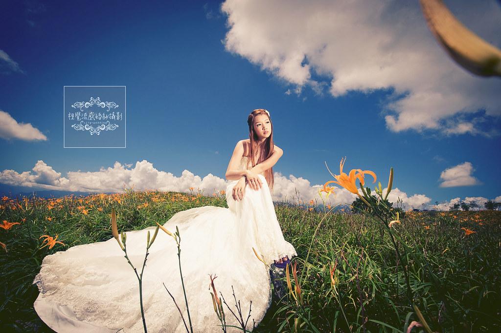 六十石山拍婚紗,花蓮婚紗攝影,赤科山拍婚紗,婚紗推薦景點,金針花海婚紗